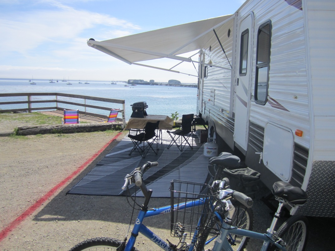 Trailer Rental Avila Beach
