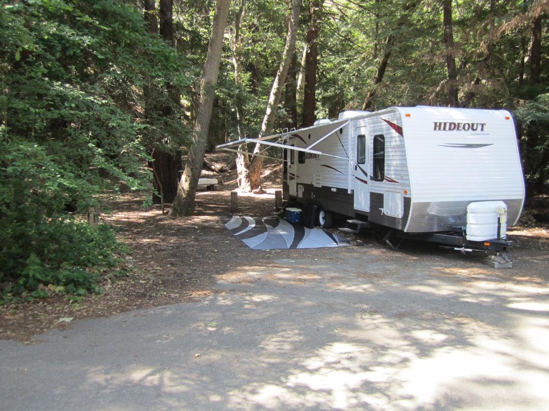 RV Rental Big Sur