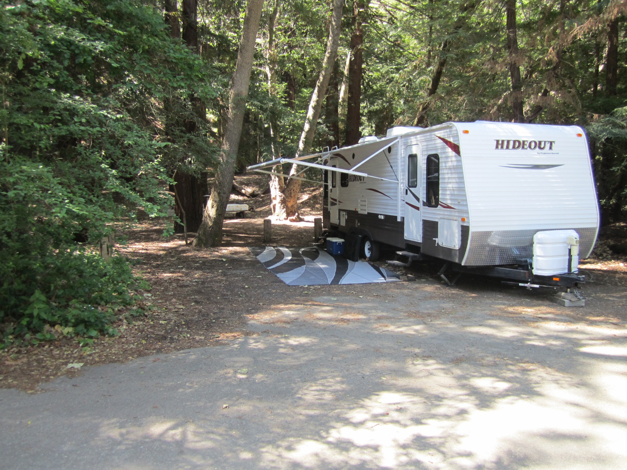 RV Rental Big Sur