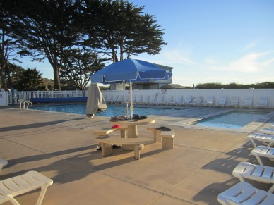 Pool at Pismo Coast Village