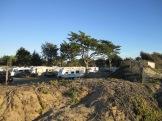 Pismo Coast Village - View from beach dunes