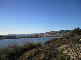 Pismo Coast Village view of ocean